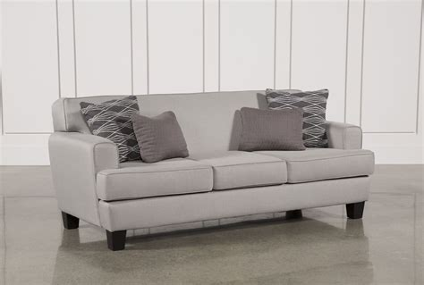 living spaces loveseat dante sofa living spaces