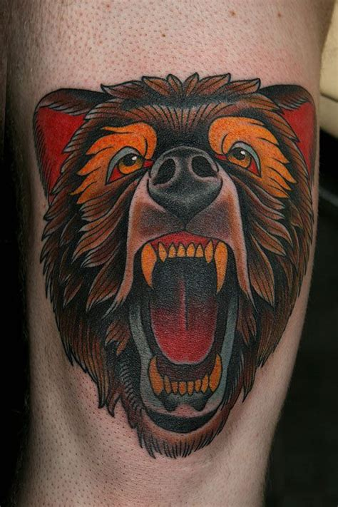 american traditional bear tattoo 25 best ideas about traditional on