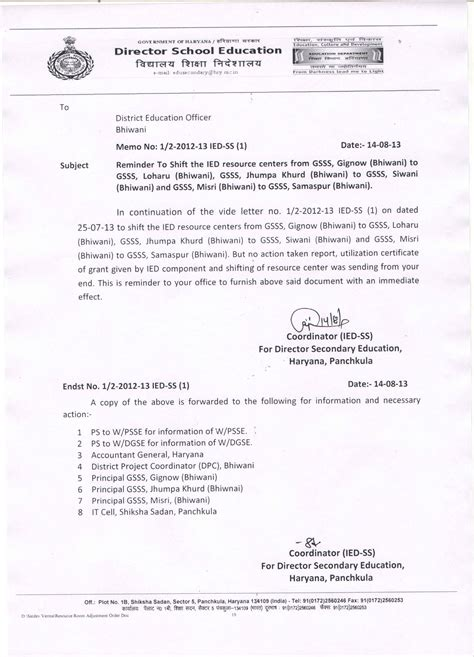 new appointment letter sle appointment letter for primary 28 images primary