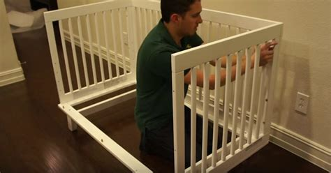 Trick Cribs by Refuses To Sell Their Crib What He Does To It So