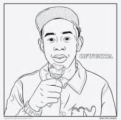 rap coloring book shows hip hop stars having fun sketch template