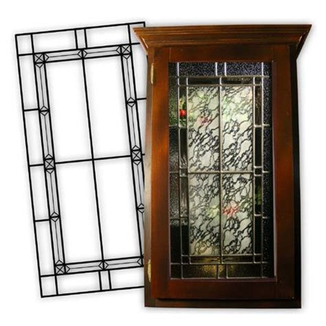 Stained Glass Cabinet Door Inserts 25 Best Ideas About Leaded Glass On Lead Glass Leaded Glass Windows And Window