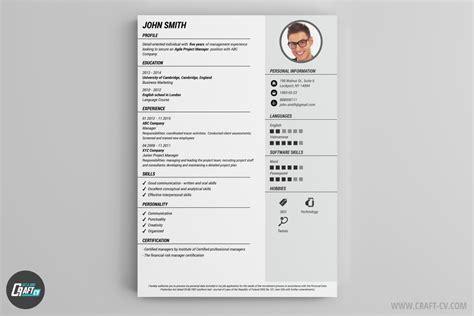 Free Resume Templates Examples by Mod 232 Les De Cv Exemples De Cv Cr 233 Er Un Cv Craftcv