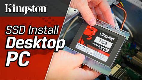 best ssd for desktop pc installing a ssd in a desktop pc doovi