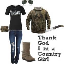thank god i m a country polyvore