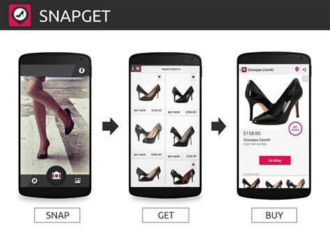 Visual Search Your Favorite New Shoe In A Click Israel21c