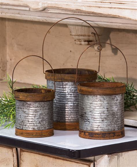 vintage metal kitchen canisters galvanized metal canister set craft house designs wholesale rusty galvanized metal