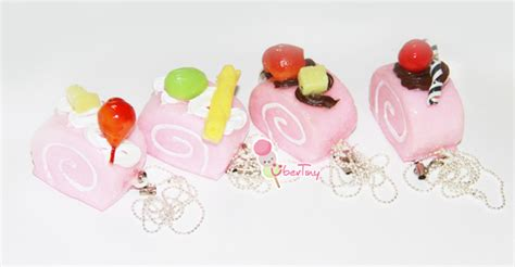Sale Pink Cake Roll Squishy Squishy Kue squishy mini swiss roll log cake 183 uber tiny 183 store powered by storenvy