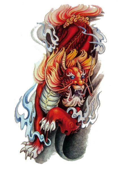 japanese lion tattoo designs 53 best images about on foo hockey