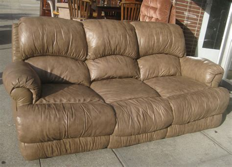 sofa with recliners on each end uhuru furniture collectibles sold sofa w recliners