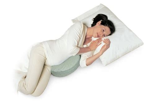 Pregnancy Pillow Wedge by New Prenatal Baby Safe Positioner Nap Sleep Wedge