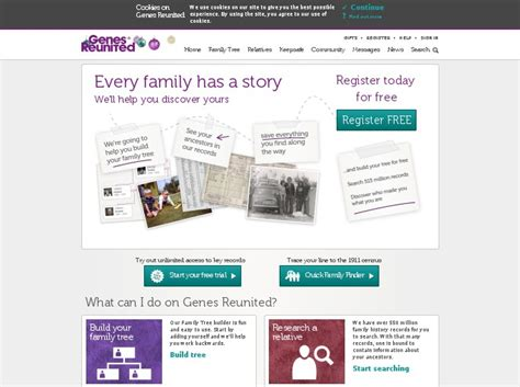 Genes Reunited Marriage Records Genes Reunited Voucher