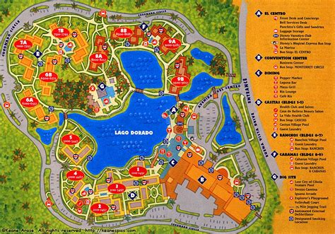 coronado springs resort map disney s coronado springs resort a wdw magic