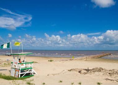 14 Best Texas Beaches