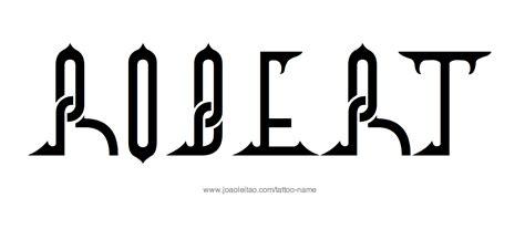 rob name design name robert 20 1 png