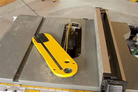 dewalt table saw dado blade dewalt table saw dado throat plate project pdf download