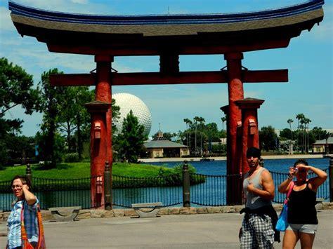 what s new at disney world in 2011 yourfirstvisit net tori gate outside japan a money shot walt disney