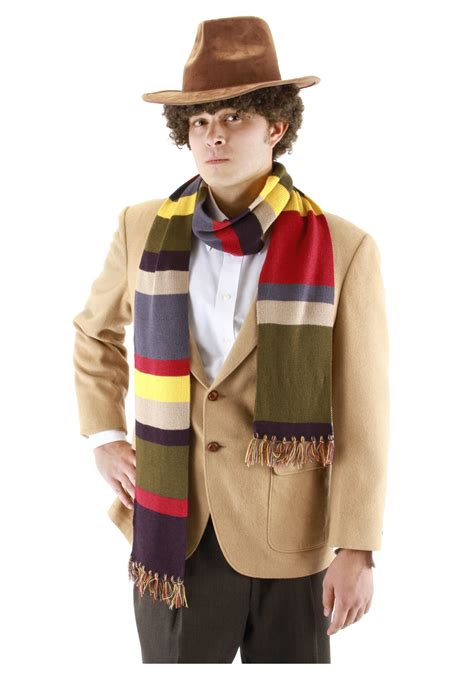 6 5 fourth doctor who scarf