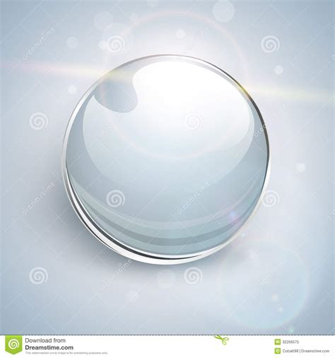 glass ball background royalty free stock photo image 32266575