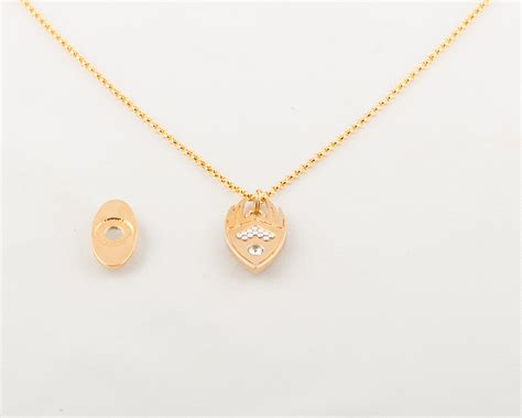 interchangeable magnetic pendant necklacesynchit jewelry