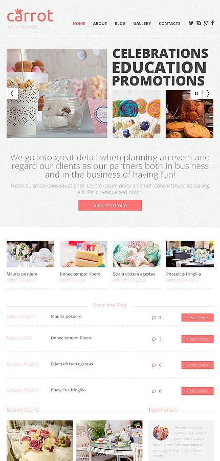 event planner wordpress theme 48341