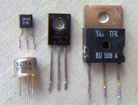 transistor o que é quem inventou o transistor inventos