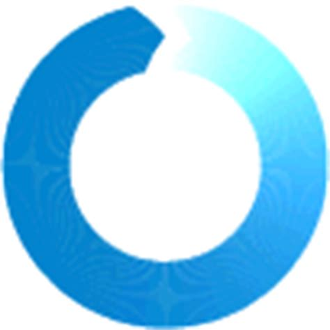 design icon gif loading image spin blue animatedgif public domain icon