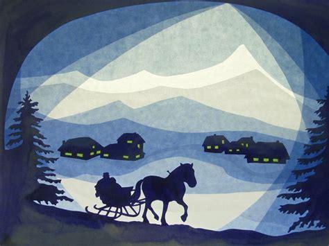 Fensterdeko Weihnachten Schnee by 100 Besten Fensterbilder Bilder Auf