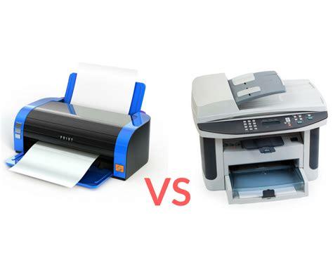 Printer Laser Inkjet laser printers vs inkjet printers