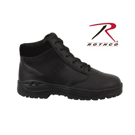 security boots rothco forced entry security boot 6