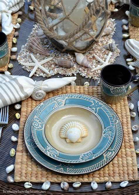 beach themed table ls 1000 images about summer patriotic on pinterest red