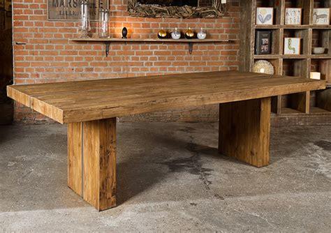 Tisch Teak by Esstisch Banda Russ Einrichtungen