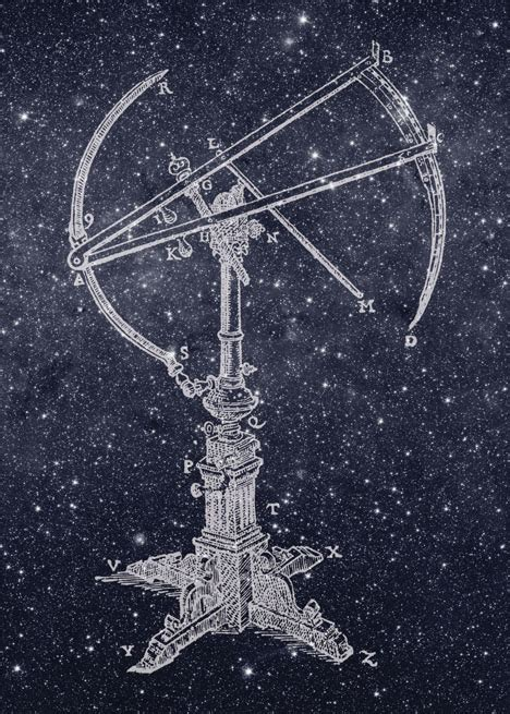 sextant quotes when according to habit i was contemplating the by tycho