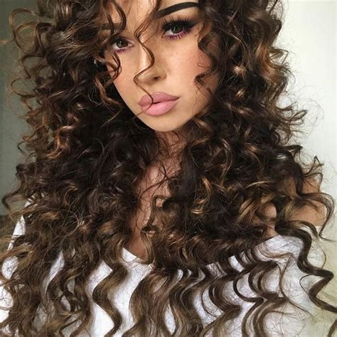 hairstyles ringlets curls 21 best ringlet curls images on pinterest natural