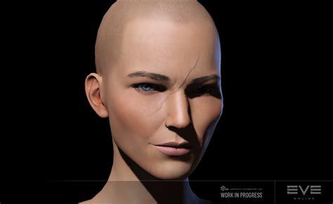 eve online character recustomization