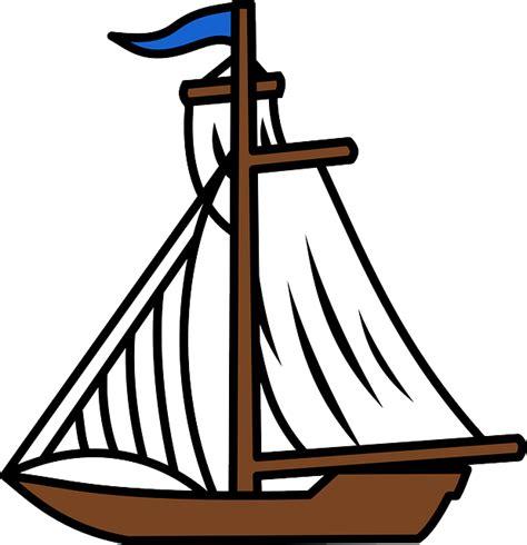 cartoon sailboat on water water sailing cartoon free sailboat boat ocean