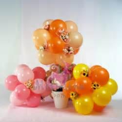 centerpieces for birthdays 1st birthday balloon centerpieces