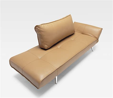 bird deluxe sofa camel leather textile by innovation