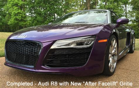 Audi Aftermarket Tuning by Aftermarket Grilles Audi A4 1996 2012 Styling Parts