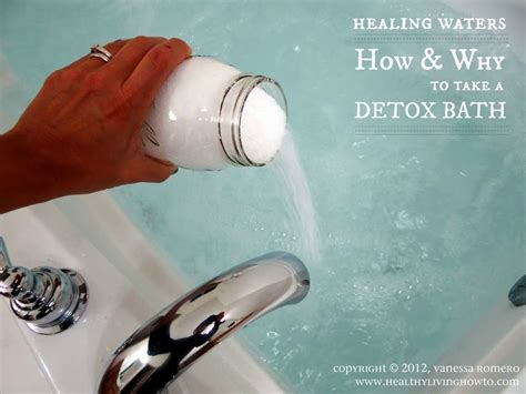 Why Did The Greeks Use Baths For Detox detoxification alternative medicine detox baths for