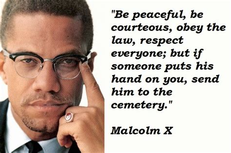 Malcolm X Quotes Malcolm X Speech Quotes Www Pixshark Images