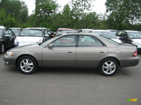 lexus sedan 2000 antique pearl 2000 lexus es 300 sedan exterior photo
