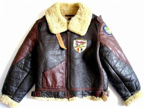 Original Moutley Twotone Bomber Jacket Blue fancy vintage ww2 two tone b3 leather bomber jacket 38r