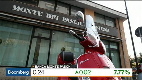 monte paschi news it s crunch time for monte paschi bloomberg