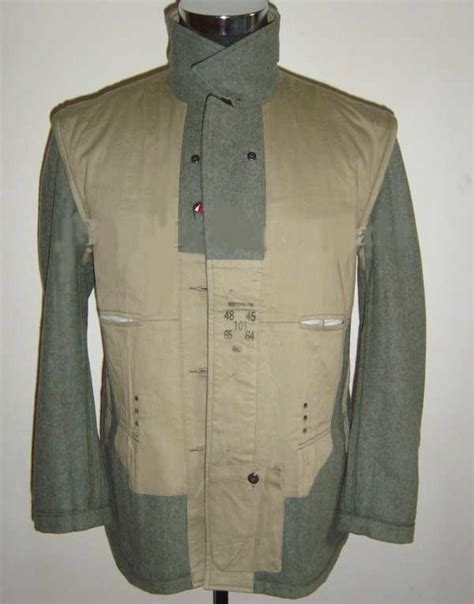 German Grey J 40 china m40 wool field grey tunic set china wwii