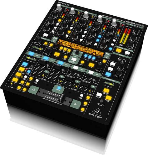 Mixer Behringer 4 Channel Surabaya ddm4000 dj mixers mixers behringer categories