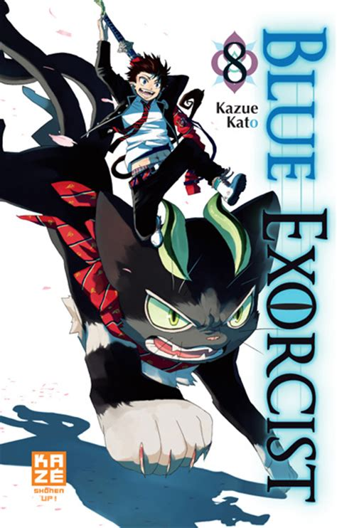 Ao No Exorcist Volume 3 vol 8 blue exorcist news
