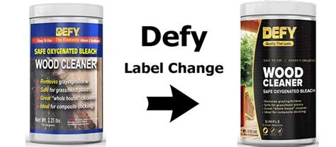 defy wood cleaner   sealer store