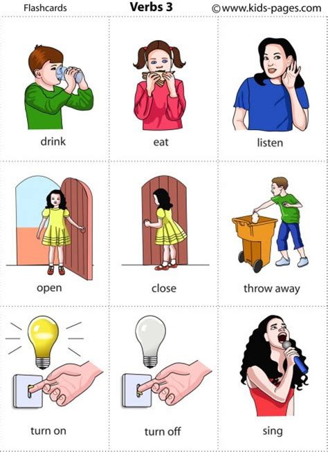 printable flashcards esl the site has lots of printable flash cards would be