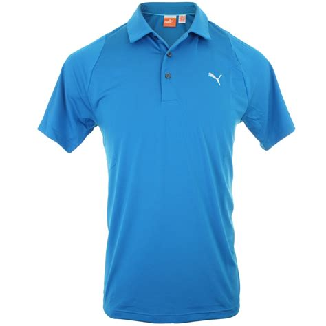 the golf swing shirt puma golf mens duo swing golf polo shirt tech performance
